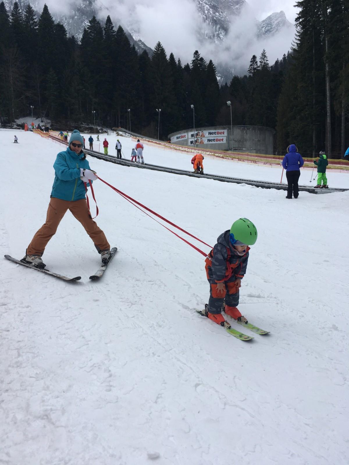 voi pierde în greutate la schi